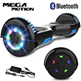 Mega Motion Hoverboard Self Balance Scooter 6,5' -2018 Elektro Scooter E-Skateboard-Scooter - UL...