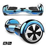 MARKBOARD 6,5zoll Hoverboard Elektro Scooter Selfbalance Scooter für Kinder, 700W Motor, Bluetooth...