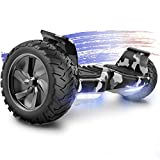 FUNDOT Hoverboards,Hoverboards All Terrain,Self Balancing Scooter 8,5 Zoll, Offroad-Hoverboards,...