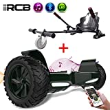 RCB Self Balancing Scooter SUV Selbstausgeglichener Elektroroller Off-Road 8,5 '' Scooter Hummer...