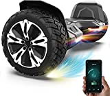 Gyroor Hoverboard 8.5' Offroad Hoverboard G2 Self Balancing Scooter mit Bluetooth-Musiklautsprecher...