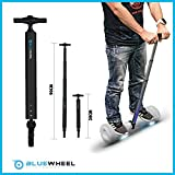 Bluewheel Haltestange H60 für Self Balance Boards 38 bis 90cm Scooter Handle aus Aluminium -...
