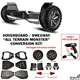 All Terrain Monster Conversion Kit – Hummer Hoverboard swegway 21,6 cm Off Road selbst Balance...